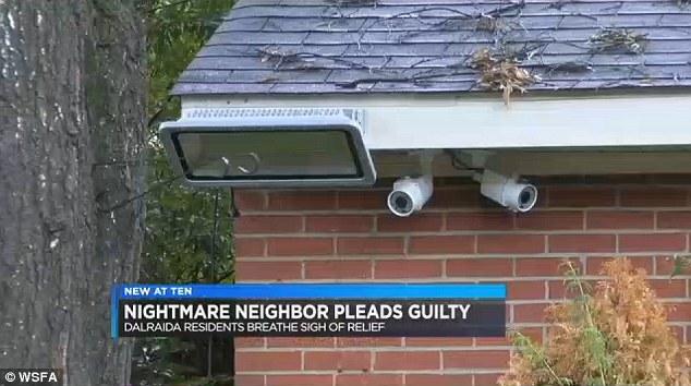 Jason Clark Alabama neighbor