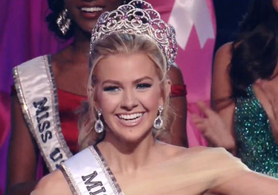 Karlie Hay Miss Teen USA nigger