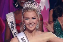 Nigger talk: Karlie Hay Miss Teen USA a racist?