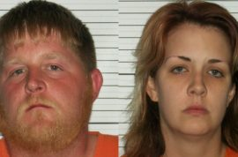 Scumbag parents: Alan and Kassandra Kearns toddler daughter overdoses on painkillers twice in one week