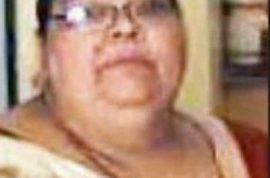 Manjula Vithlani: Indian couple die after 20 stone wife crushes husband
