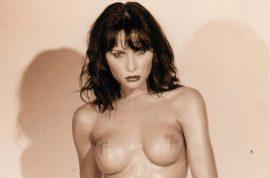 Melania Trump naked Max mag 1995 photo shoot is here