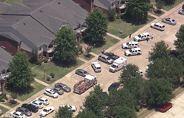 Memphis mother stab four children death