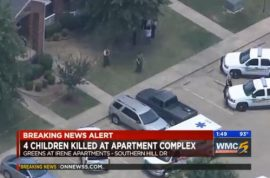 Why did a Memphis mother stab her four children to death?