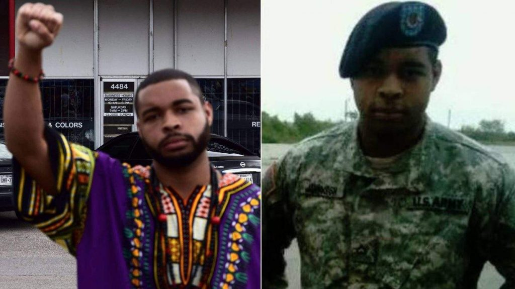 Micah Xavier Johnson55