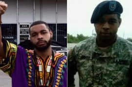 Micah Xavier Johnson: 'I only wanted to kill white cops'