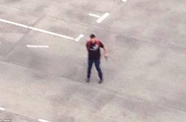 NSFW: Why did an Iranian gunman kill Munich McDonald children then self?