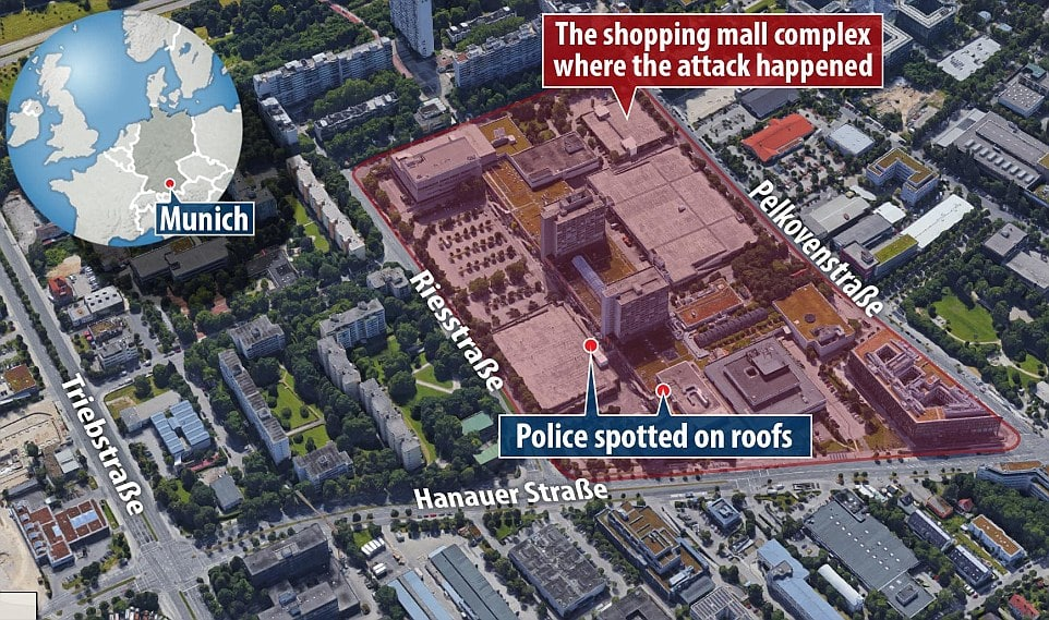 Munich shooting