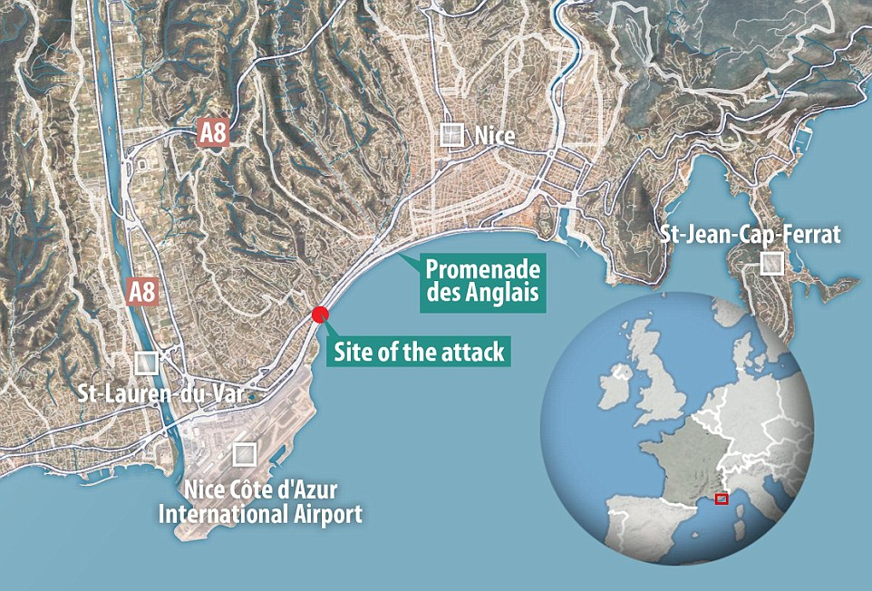 Nice Bastille Day terror attack