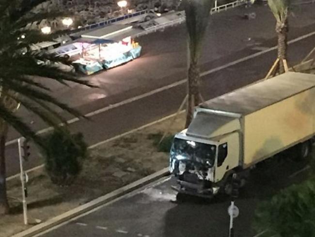 Nice truck attack suspect