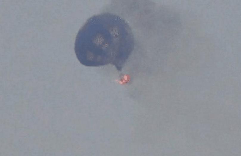 Lockhart Texas balloon crash