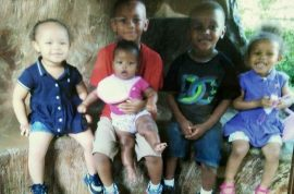 Photos: Why did Shanynthia Gardner stab her four children to death?