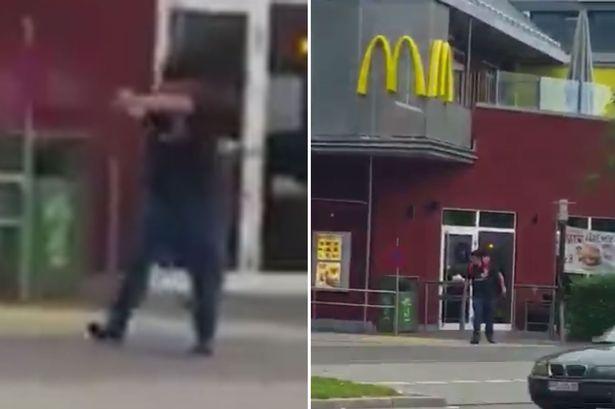Munich mass shooter