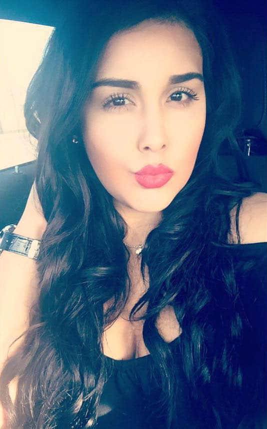 Alexandria Vera breaks curfew