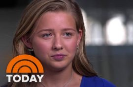 'They joked about my rape' Chessy Prout Owen Labrie victim opens up