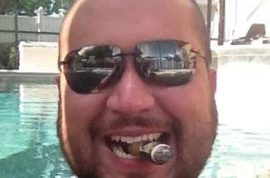 Karma? George Zimmerman punched in the face bragging about killing Trayvon Martin