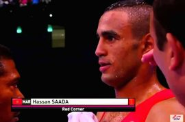 Hassan Saada arrested: Moroccan boxer to miss Olympic games over sexual assault