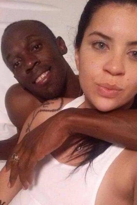 Jady Duarte Usain Bolt