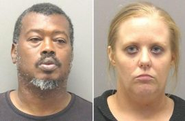 'Idiot!' Jennifer Denen and Clarence Reed arrested abusing 4 year old daughter