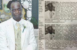 Leroy Bill Black dueling obituaries, 'loving wife' and 'longtime girlfriend'