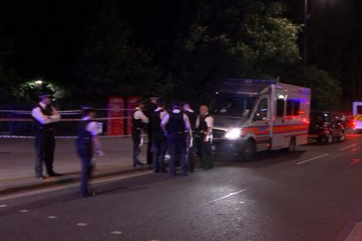 London Russell Square stabbing