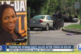 Why? Matthew Desha shoots Deborah Pearl after car crash