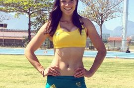 Michelle Jenneke photos: Did Aussie hurdler get breast implants?