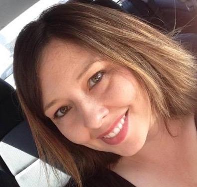Sara Domres English teacher