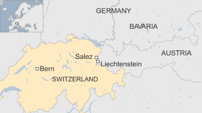 Swiss train attack