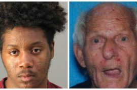 Why? Thomas Sims sets Gene Emory Dacus on fire kills 85 year old man