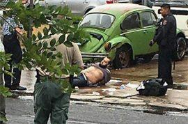 ISIS link? Ahmad Khan Rahami arrested in Linden NJ cop shoot out