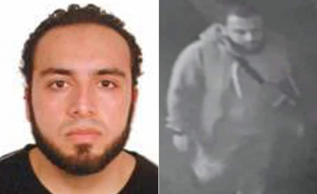 Ahmad Khan Rahami arrested