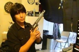 Arcan Cetin photos: Stole dad's guns looking for ex girlfriend