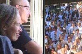 Ben Ellis cancer Nashville teacher dies after 400 students serenade  outside home