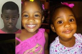 Why did Berhaun Blyden, aged 10 kill his 2 year old cousin?
