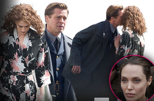 Brad Pitt cheated with Marion Cotillard