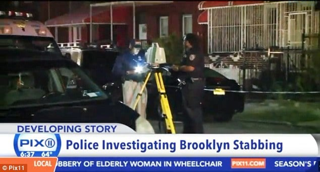 Brownsville Brooklyn mother stabbed