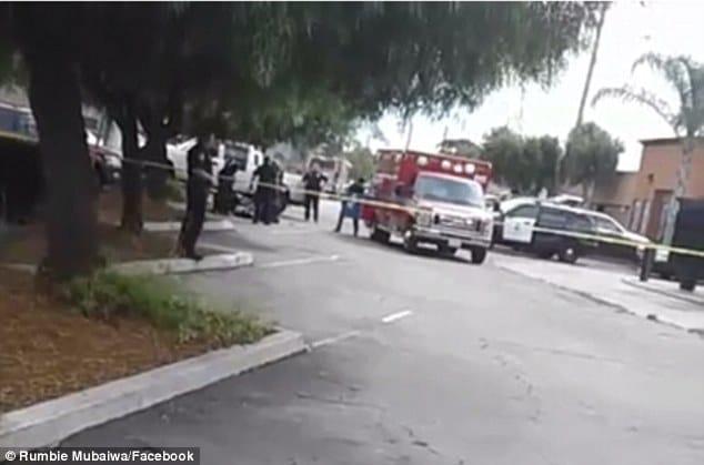 El Cajon Police shooting