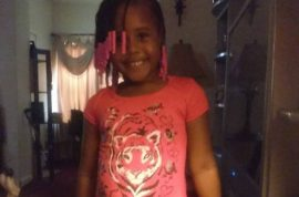 Tyhan Brown arrested with murder of Gabrielle Hill Carter, shot with stray bullet