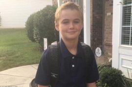 'I felt euphoria' Garrett Pope dies playing the choking game