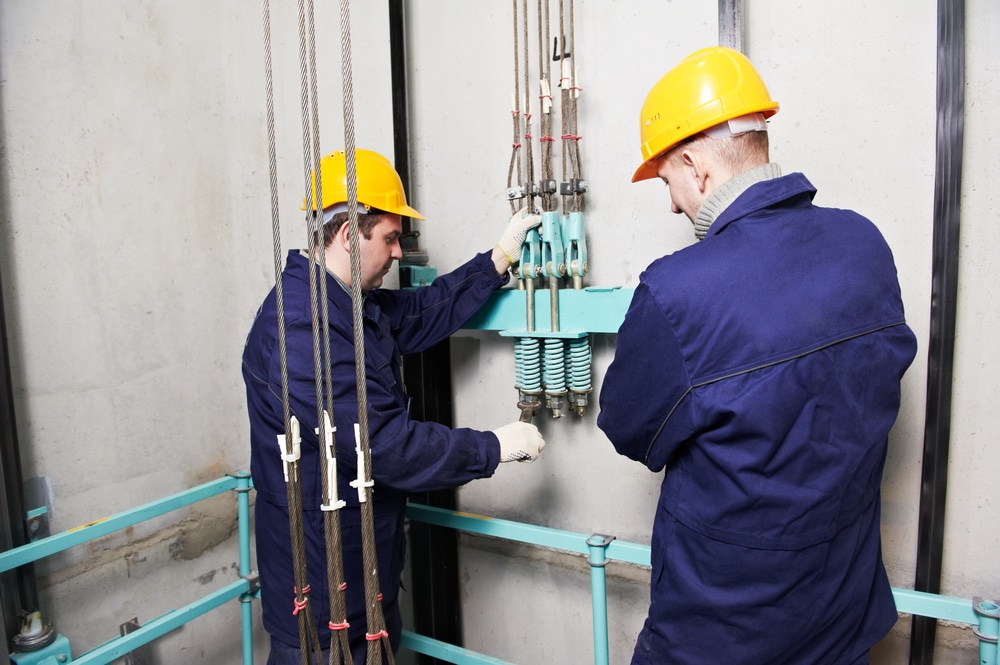 Grant Elevators proper elevator maintenance