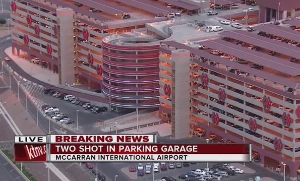McCarran airport shooting