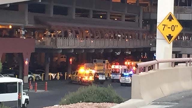 McCarran airport shooting