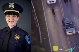 Right decision? Officer Betty Shelby charged with manslaughter over Terence Crutcher shooting death
