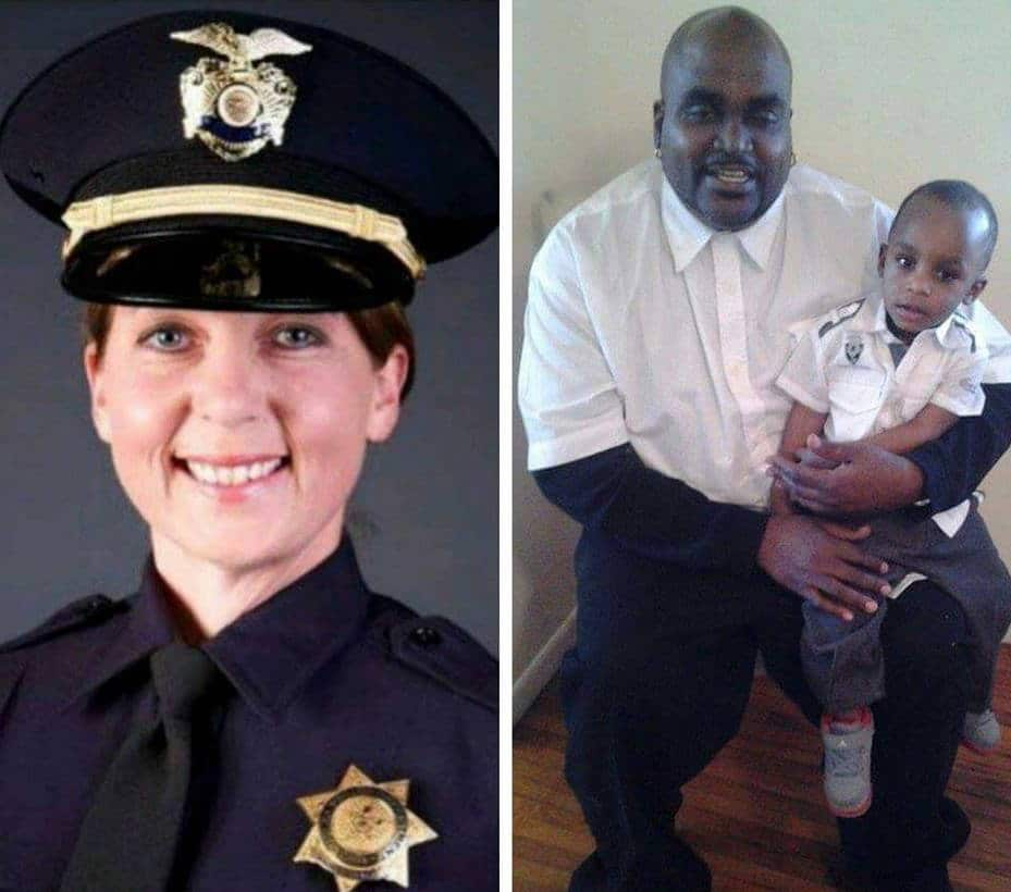 Officer Betty Shelby manslaughter