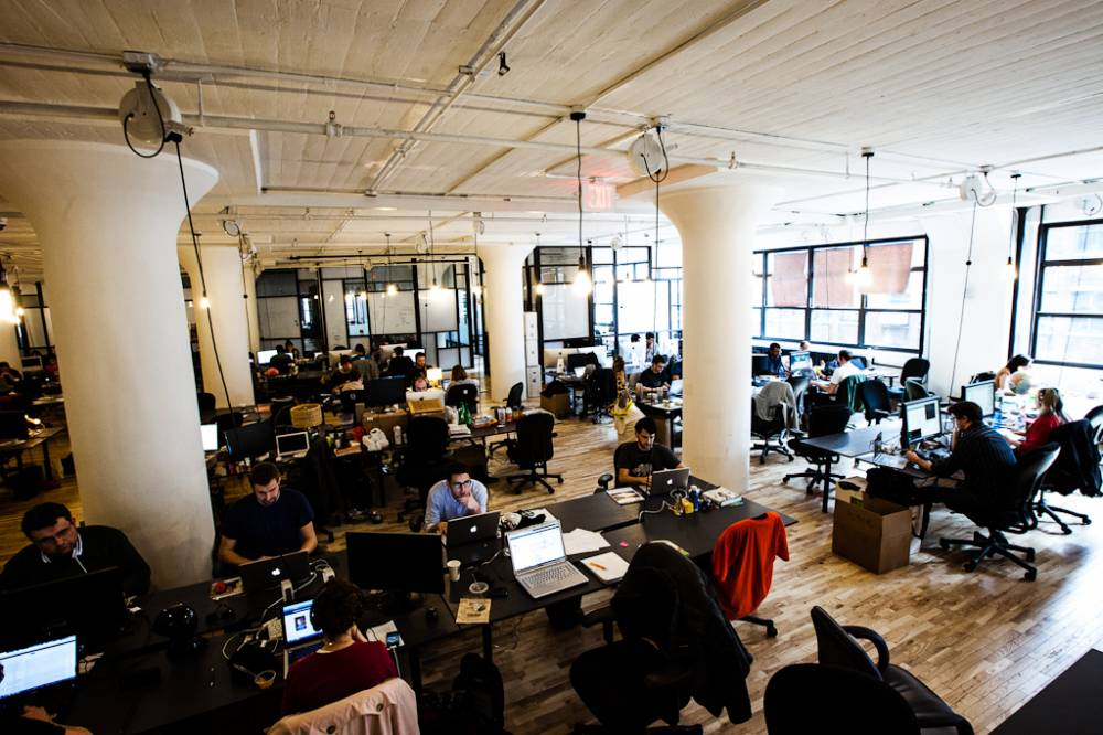 Renting coworking space