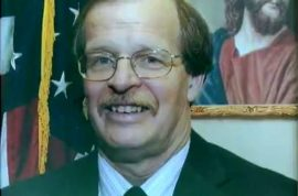 'But she wanted it' Richard Keenan Christian Ohio mayor rapes 4 year old girl