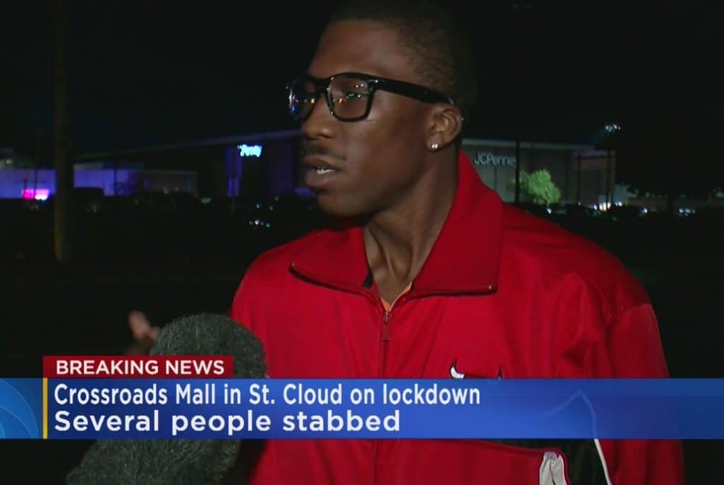 St Cloud Minnesota Crossroads Mall stabbing