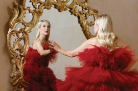 Tinsley Mortimer Harpers Bazaar: 'My ego got the better of me'