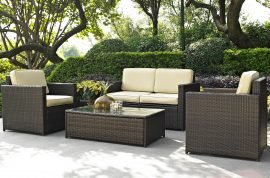 Serene Touches to Your Outdoor Furniture